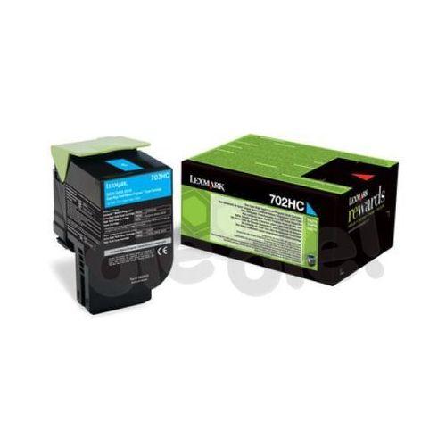 Lexmark 702HC - produkt w magazynie - szybka wysyłka!, 70C2HC0