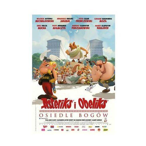 Asteriks i Obeliks. Osiedle bogów (DVD) - Louis Clichy (9788377789902)