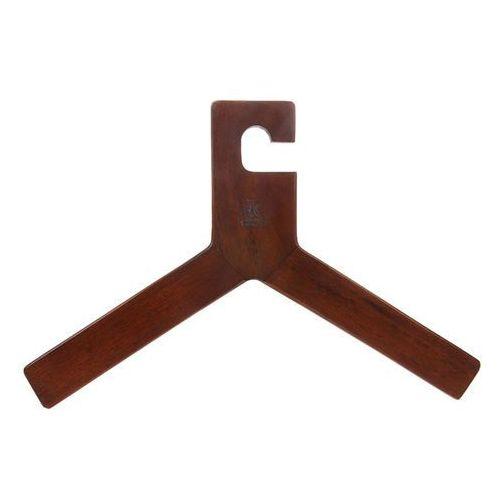 Hk living wieszak na ubrania drewniany naturalny aha5508 (8718921023405)