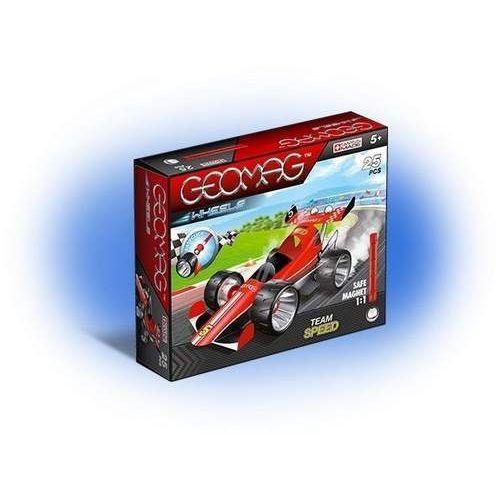 Geomag Wheels Red Team (0871772007104)