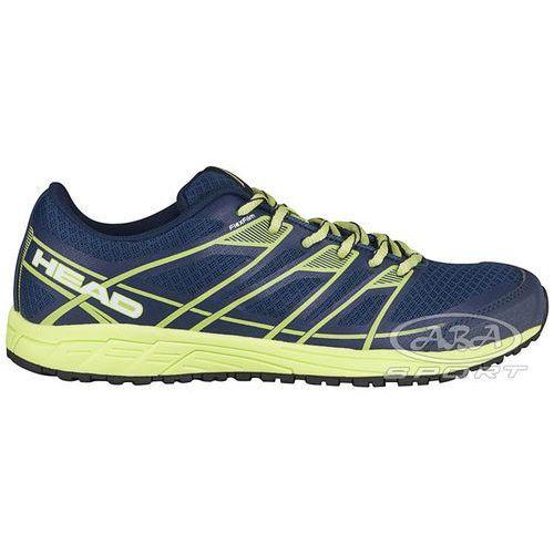 Head Męskie buty sportowe do biegania hw1072602  - granatowy