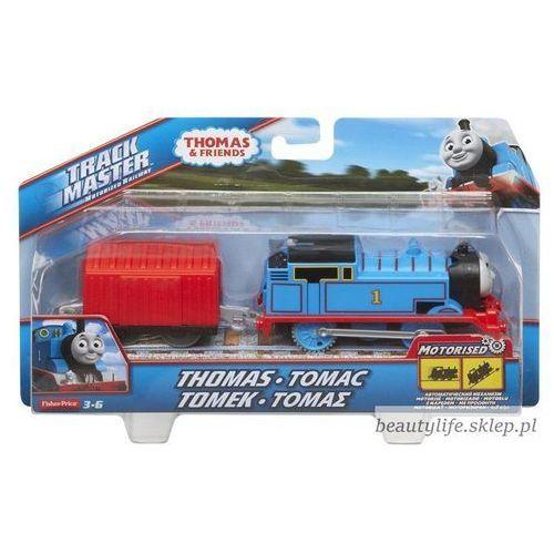 Fisher price Tomek i przyjaciele, lokomotywka thomas