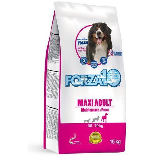 Forza10 maxi maintenance z rybą dla psa: waga - 15 kg dostawa 24h gratis od 99zł