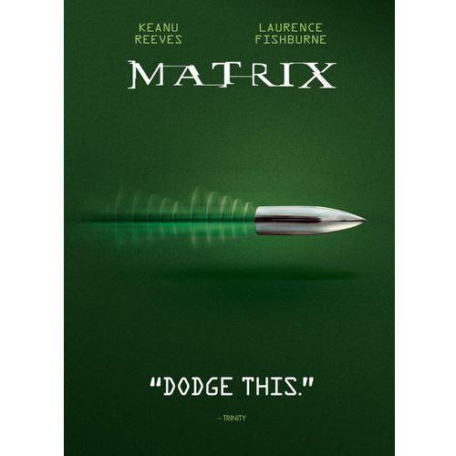 Rodzeństwo wachowski Matrix (dvd) iconic moments (płyta dvd)