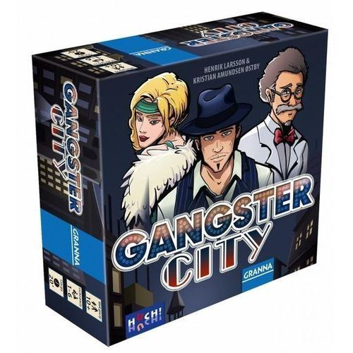 Granna Gangster city (5900221003505)