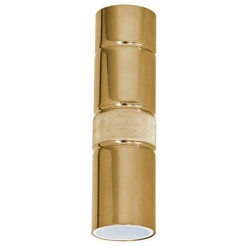 Spot salva 8633 plafon lampa sufitowa 1x8w gu10 złoty marki Luminex