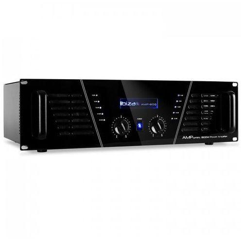 AMP-800 DJ wzmacniacz 1200W MOSFET