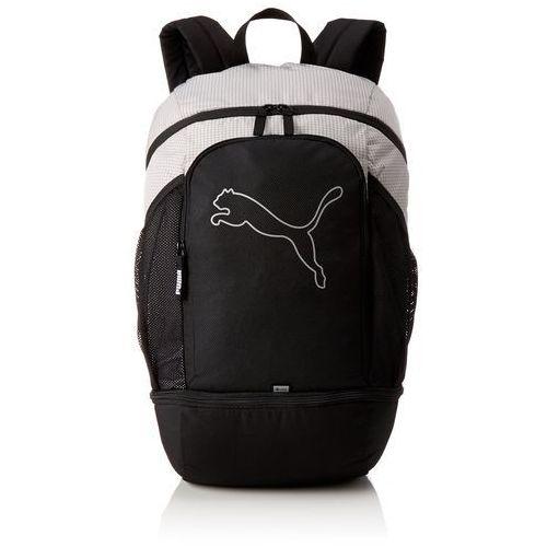 PUMA Uni Echo Special Backpack plecak, Black White Reflective, osfa, 074705 01