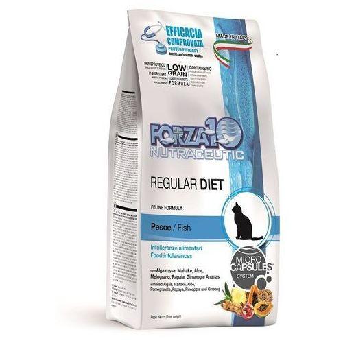 regular diet z rybą: waga - 400 g dostawa 24h gratis od 99zł marki Forza10