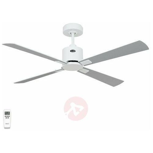 Wentylator sufitowy Eco Concept 132cm biało-szary (4024397369249)