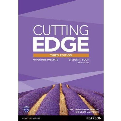Cutting Edge Upper Intermediate Students' Book with DVD and (9781447944065)