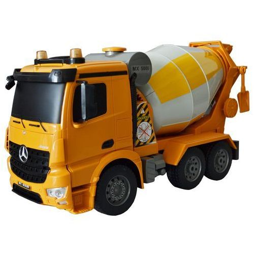 Lean toys Betoniarka mercedes arocs zdalnie sterowana r/c (6948061922548)