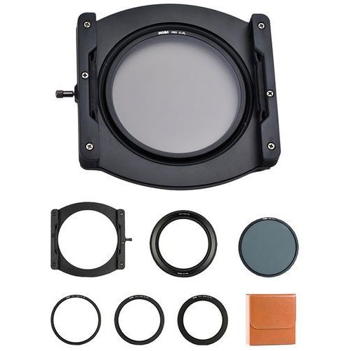 Nisi v5 zestaw uchwyt filtrowy + pro cpl kit 100mm
