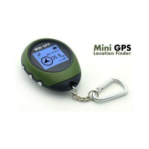 Turystyczny Lokalizator Osobisty GPS (dla grzybiarzy...) + Brelok + Podświetlenie..., 5900308620205