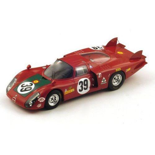 SPARK Alfa Romeo 332 #39 I. Giunti, towar z kategorii: Pozostałe zabawki