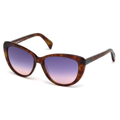 Okulary Słoneczne Just Cavalli JC 646S 53V, kolor żółty