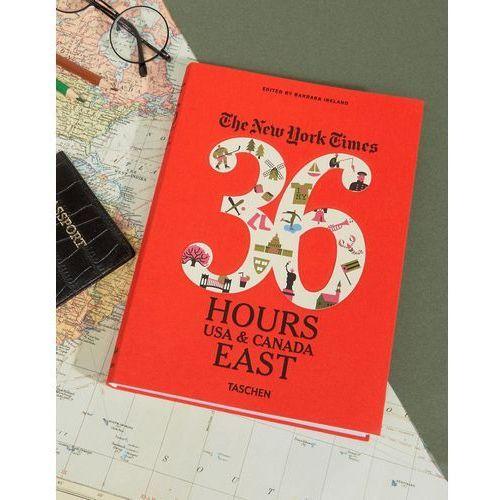 Books Ny times 36 hours in usa & canada east coast book - multi