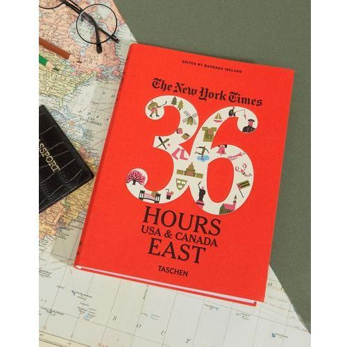 NY Times 36 Hours In USA & Canada East Coast Book - Multi