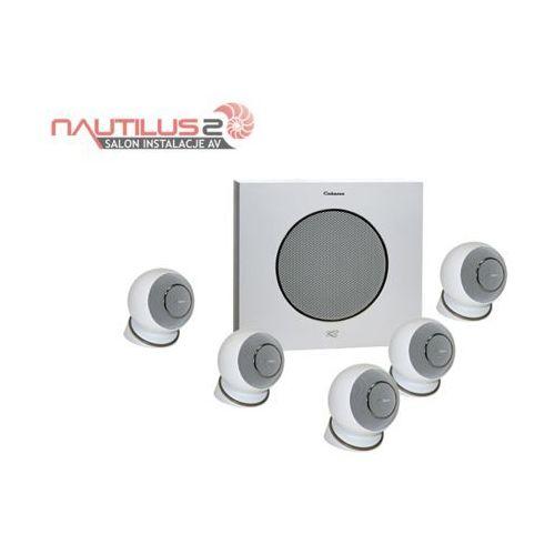 eole 4 system 5.1 biały - dostawa 0zł! - raty 30x0% lub rabat! marki Cabasse