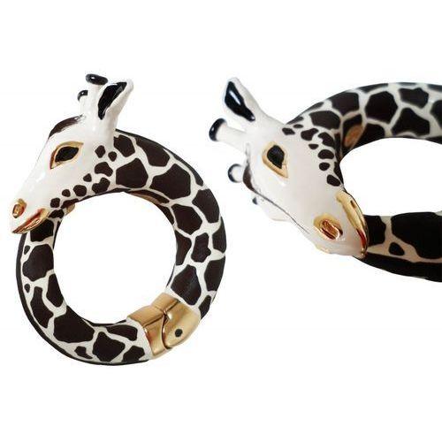 Pasotti Mosiężna bransoletka br k8 - giraffe bracelet