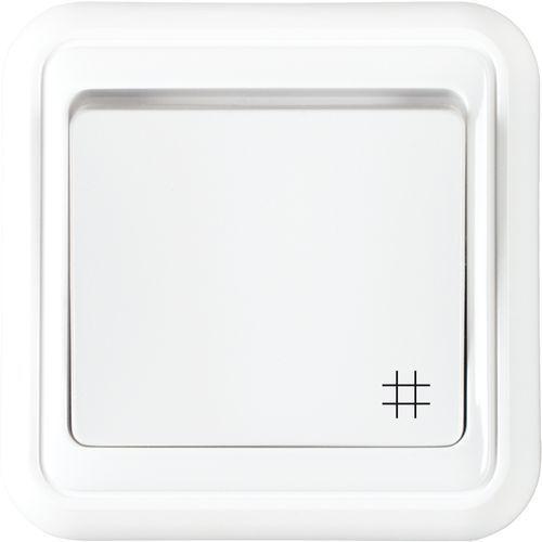Łącznik krzyżowy biały LIZA