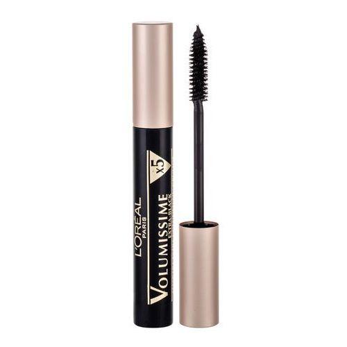 L'oréal tusz volumissime x5 (tusz do rzęs dodatkową objętość) 8 ml (cień extra black) (3600521018095)