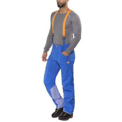 Mammut Nordwand Pro Spodnie długie Mężczyźni niebieski DE 46 2019 Spodnie wspinaczkowe