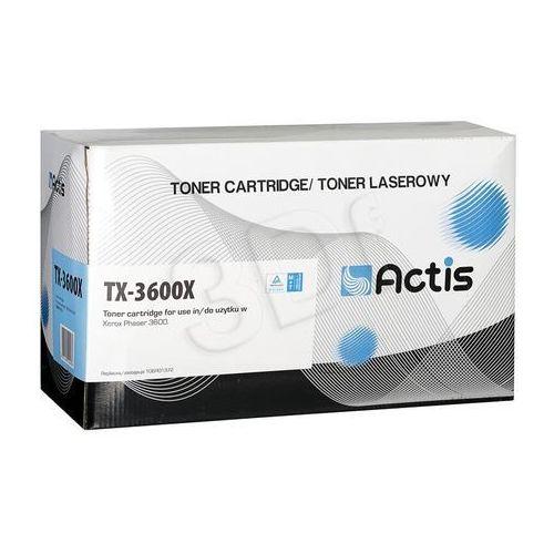 toner tx-3600x / 106r01372 (black) darmowy odbiór w 20 miastach! marki Actis