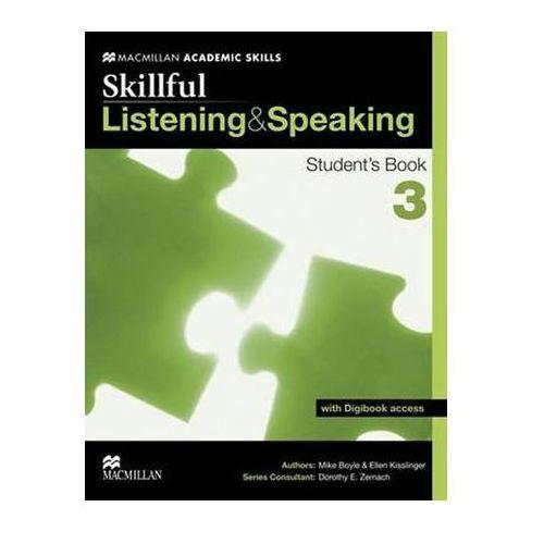Skillful 3 Listening & Speaking. Podręcznik + Digibook, Macmillan