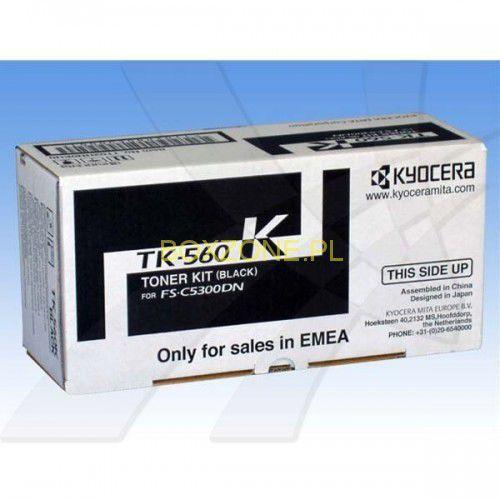 Kyocera oryginalny toner TK560K, black, 12000s, 0T2HN0EU, Kyocera FS-C 5300DN, TKYTK560KXBG (6284310)
