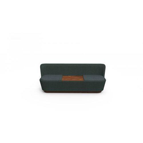 shuffle sofa dwuosobowa ze stolikem shuffle-2sofatable marki Spell