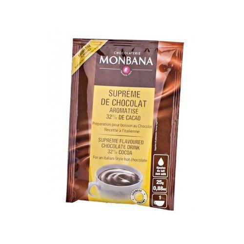 Karmelowa czekolada na gorąco Monbana - saszetka 25g - produkt z kategorii- Kakao