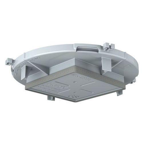 Kaiser elektro Pierścień frontowy halox-o do kwadratowego wyjścia sufitowego do betonu architektonicznego 68 x 68 mm