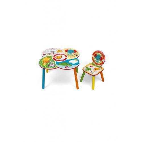 Krzesełko+stolik 5o34hu marki Fisher price