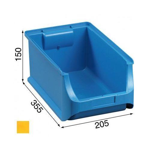 Allit Warsztatowe pojemniki z tworzywa sztucznego - 205 x 355 x 150 mm (4005187562149)