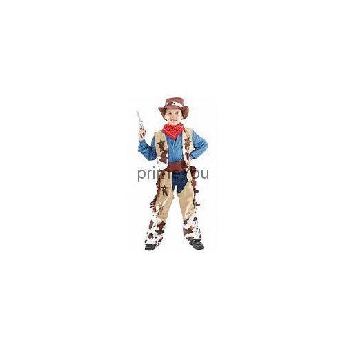 Godan Strój kowboj łaciaty rozmiar 130-140cm