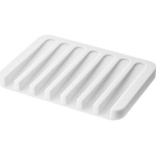 Mydelniczka flow biała silikonowa (4903208073950)