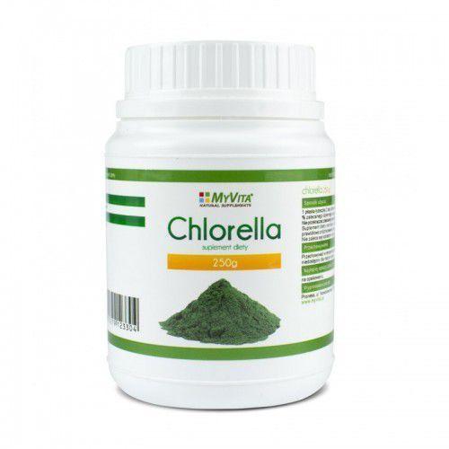 Chlorella proszek 250 g (Myvita)