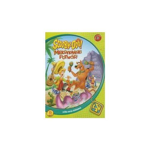 Dvd video Scooby-doo i meksykański potwór (7321909019348)