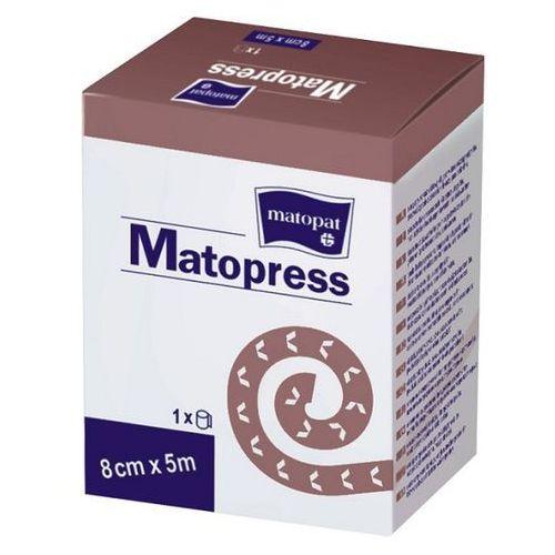 Bandaż MATOPRESS 5m x 10cm - 1 szt. z kategorii Bandaże