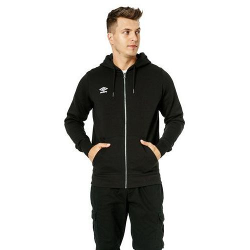 bluza fw small logo zip through hoodie marki Umbro