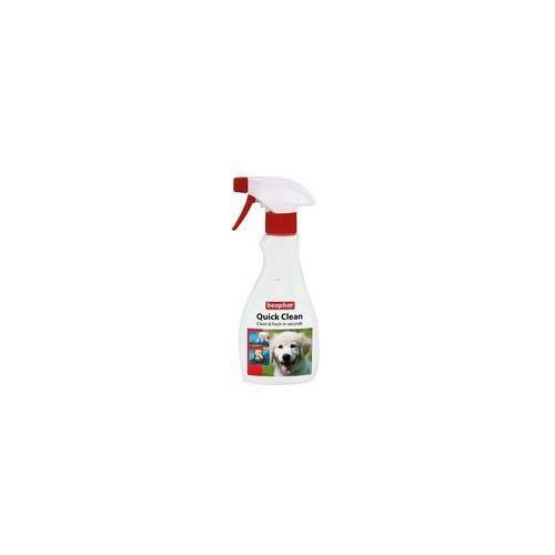 Beaphar Quick clean 250ml spray do czyszczenia i usuwania brudu z sierści psa