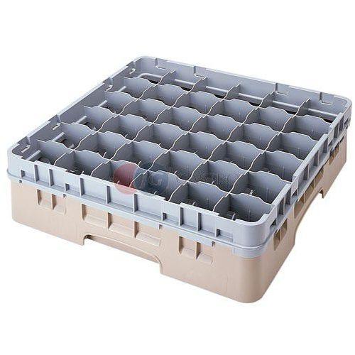 Kosz na kieliszki i szklanki Camrack 36 przegród 36S534 - produkt z kategorii- Pojemniki i kosze gastronomiczne