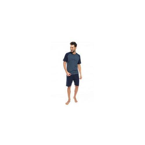 Rossli Bawełniana piżama męska sam-py-090