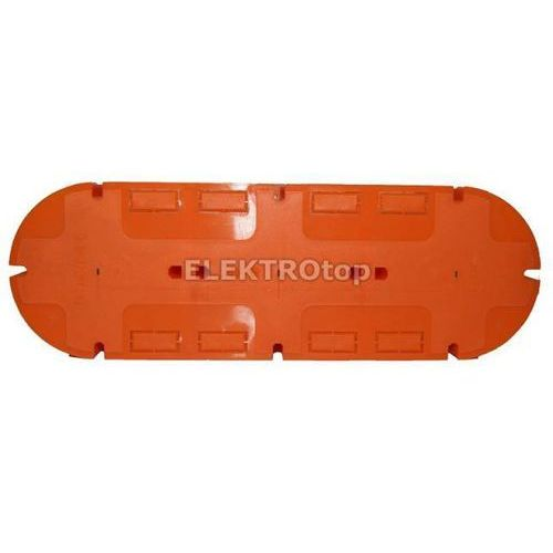 Puszka podtynkowa podwójna Simet /24szt./ 60mm pomarańczowa podwójna 60F 33160008 (5907813217630)