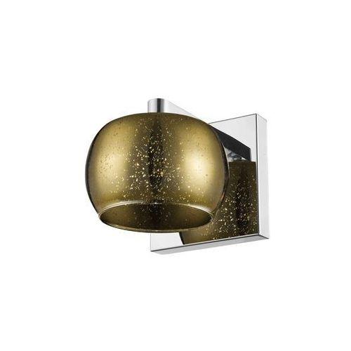 Zuma line Kinkiet vista w0076-01b-b5gq lampa ścienna 1x42w g9 złoty (2011005763607)