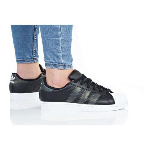 originals superstar tenisówki i trampki core black/footwear white marki Adidas