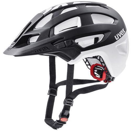Uvex kask rowerowy finale black white mat 52 - 57 cm