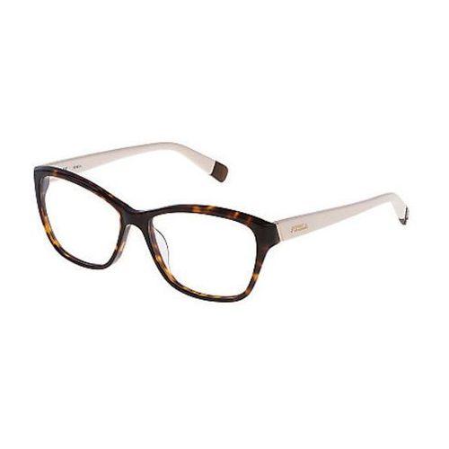 Okulary korekcyjne  vu4908 cherie 0779 marki Furla