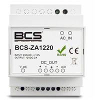 BCS-ZA1220 Zasilacz do systemu wideodomofonowego IP